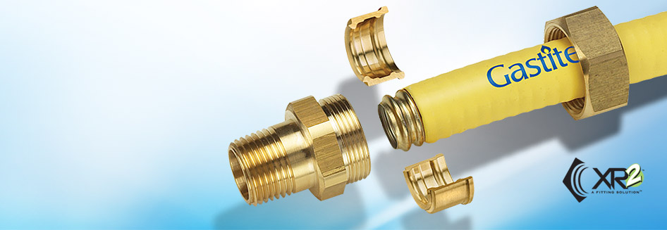 Natural Gas Flex Line Fittings